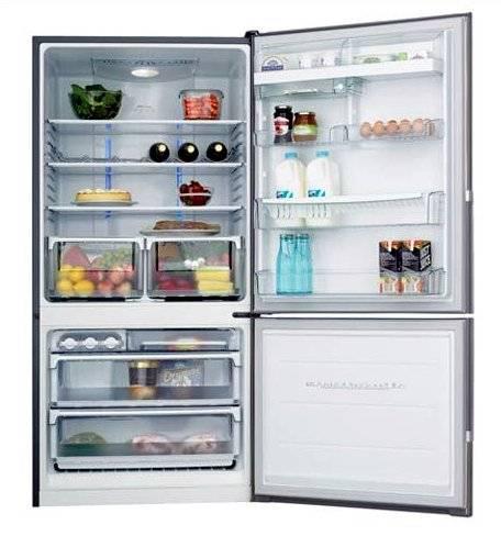 Il frigorifero miracoloso far di conto for Nuovo frigo samsung