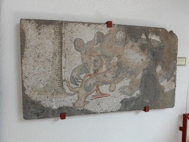 mosaico, museo di Istanbul