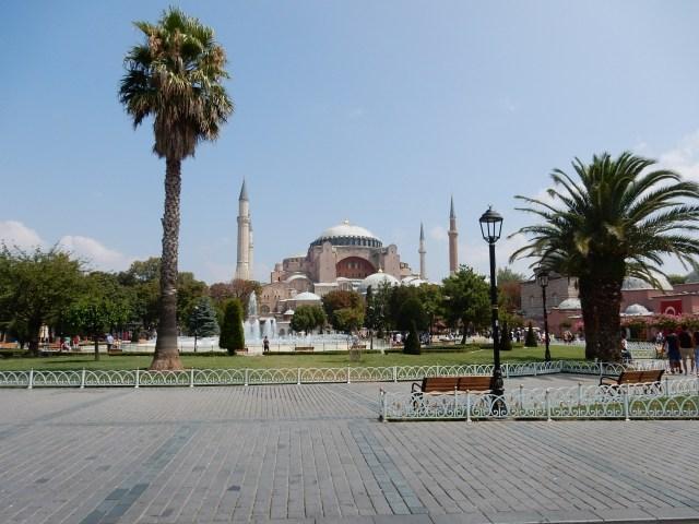 Basilica di Santa Sofia, Istanbul, Ayasofya